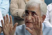 Khurshid remains unfazed as Kejriwal says he has more proof