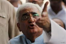 Khurshid in new controversy; IAC says he is like 'mafia don'