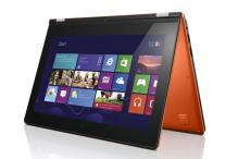 Lenovo unveils four new Windows 8 convertible devices
