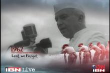 Watch: Nehru's address to India in Oct 1962 during the Indo-China war