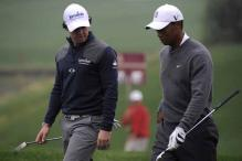 McIlroy edges Woods to claim China exhibition victory