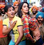 Is 'KLPD' Mallika Sherawat's comeback film?