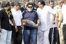 Maradona arrives in Kochi to tumultuous welcome