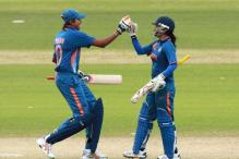 India women's team in Asia Cup T20 final