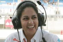 India-born Kaltenborn flies a flag for women in F1