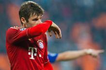 Mueller's penalty enough for Bayern to beat Lille
