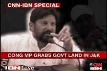 J&K: Congress MP nailed in major land grab case