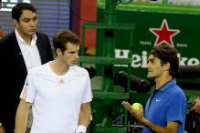 Murray beats Federer to reach Shanghai Open final