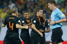 Netherlands thrash Romania in WC qualifier
