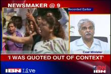 Newsmaker of the Day: Sriprakash Jaiswal