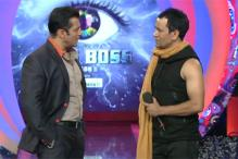 Bigg Boss 6: Sapna Bhavnani breaks down as Nirahua gets eliminated