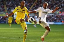 EPL: Swansea draw 2-2 with Reading