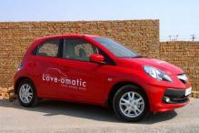 First drive: 2012 Honda Brio automatic