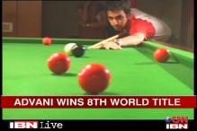 Pankaj Advani wins the World Billiards Championship