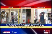 Petrol pumps partial shutdown: Customers narrate ordeal