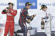 In pics: Japanese Grand Prix 2012