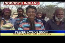 7 Indian sailors held captive by pirates seek help