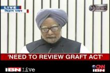 Considering review of Prevention of Corruption Act: PM