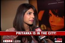 Priyanka excited about live performing her single