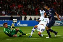 PSG beat Dinamo Zagreb 2-0 in Champions League