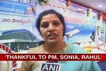 Andhra MP Purandeshwari to get Commerce Ministry