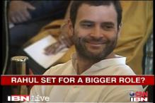 All eyes now on Cong's makeover and Rahul's role