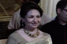 B'wood stars, politicians at Saif-Kareena's reception