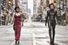 'Resident Evil: Retribution' is sloppy and sluggish