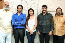 'Intinta Annamayya' song recording begins on Oct 1