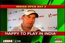 Richie Ramsay pleased as punch after his Indian Open lead