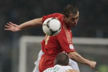 Alexender Kerzhakov's goal gives Russia 1-0 win over Portugal
