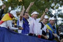 Europe stun USA to win the Ryder Cup