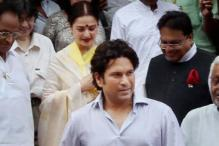 MP Sachin Tendulkar wants sports to be a compulsory activity