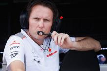 We're going to push to the end: McLaren