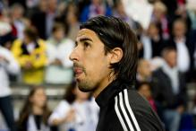 Injury to Khedira leaves Real in a spot of bother
