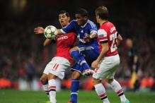 Schalke beat Arsenal 2-0 in Champions League