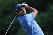 Shiv Kapur tied at ninth position in the Indian Open