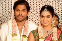 Allu Arjun's wife Sneha meets with a road accident