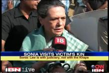 Sonia Gandhi takes on Haryana khaps over rapes