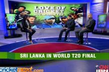Sri Lanka in their second World T20 final