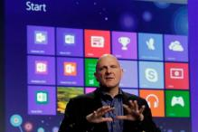 Windows 8 sales rate higher than Windows 7, says Microsoft CEO