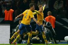 Sweden salvage stunning 4-4 draw against Germany