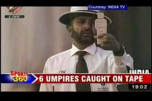 Umpires agreed to fix matches, claims India TV sting