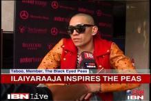 Ilaiyaraaja inspires Black Eyed Peas, Taboo pays ode to Bollywood
