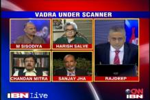 Should there be an independent probe into Vadra case?