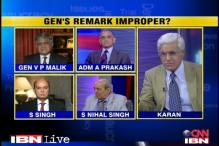 The Last Word: Is former Army chief voicing a deeper malaise?