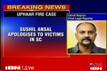 Uphaar fire: Ansal apologises to victims' family