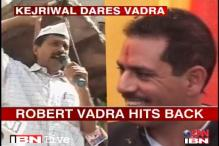 Vadra dismisses Kejriwal's allegations as baseless