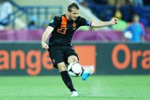 Van der Vaart back in Netherlands squad