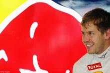 Red Bull Vettel rages on at Indian GP
